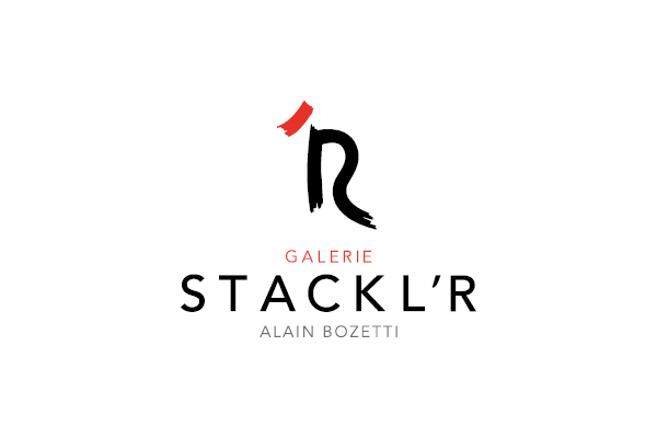 Logo - Galerie Stackl'R