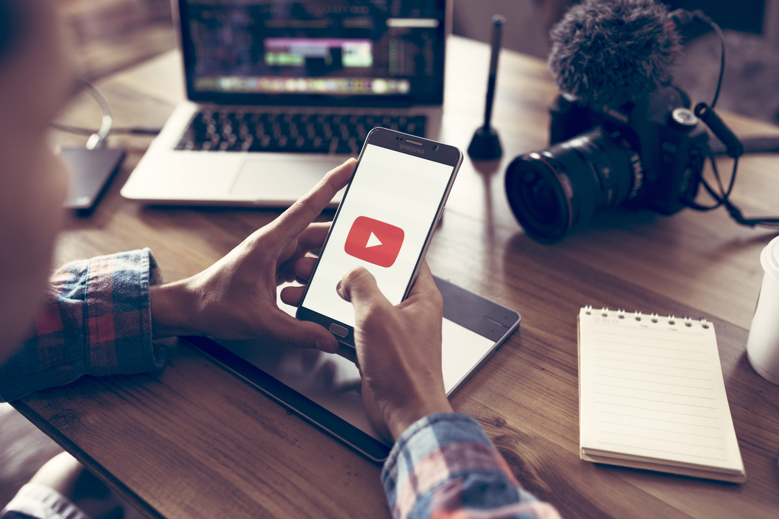 Développer votre notoriété sur Youtube