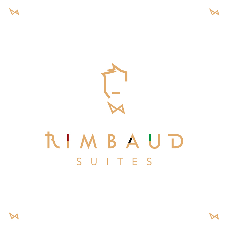 Logo - Rimbaud Suites
