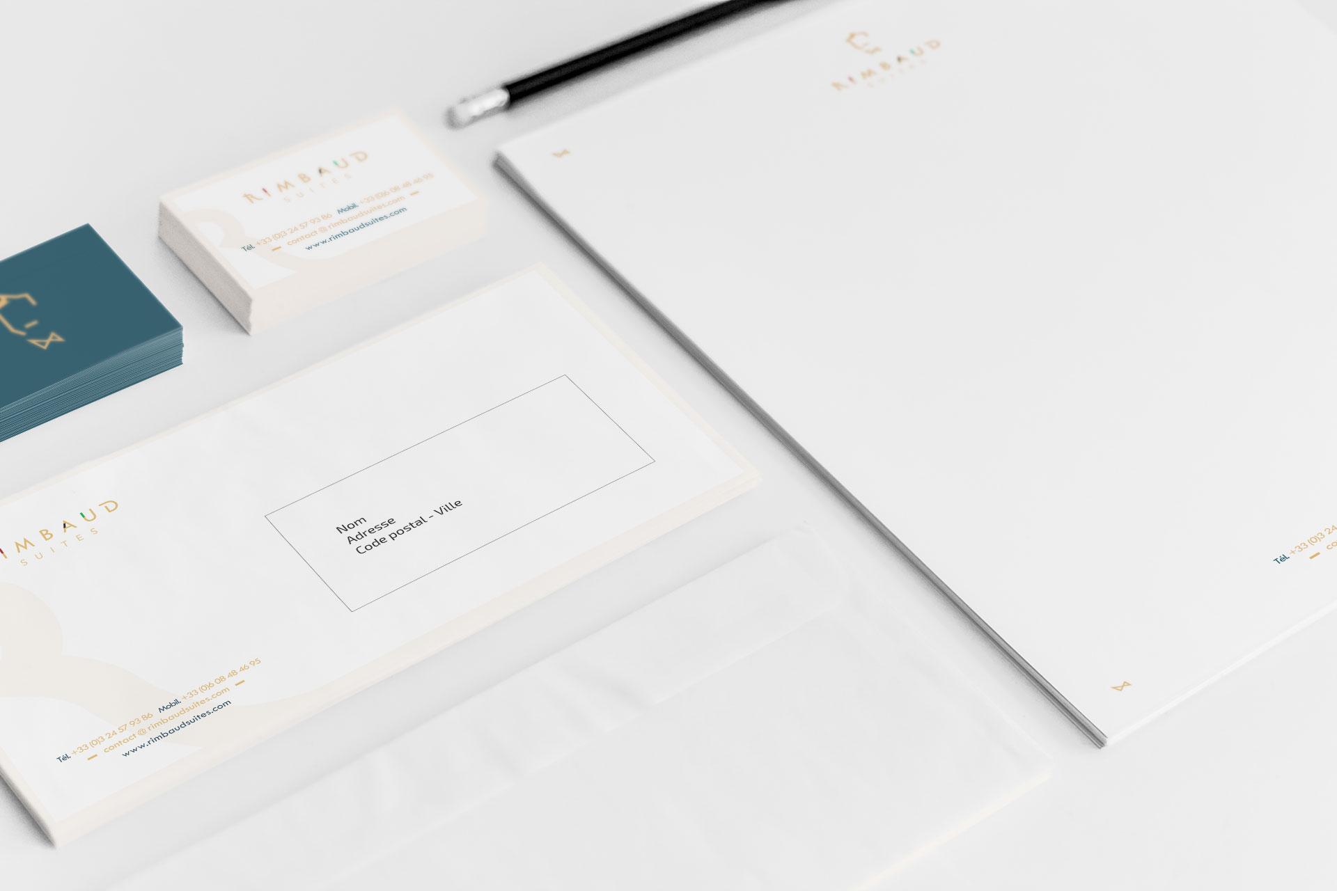 Charte Graphique - Rimbaud Suites