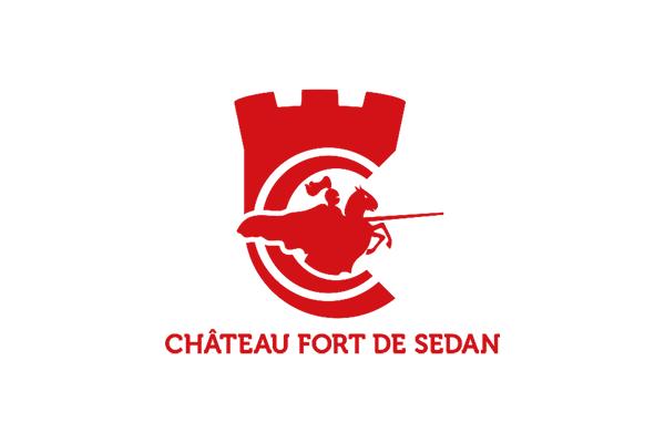 Logo - Château Fort de Sedan