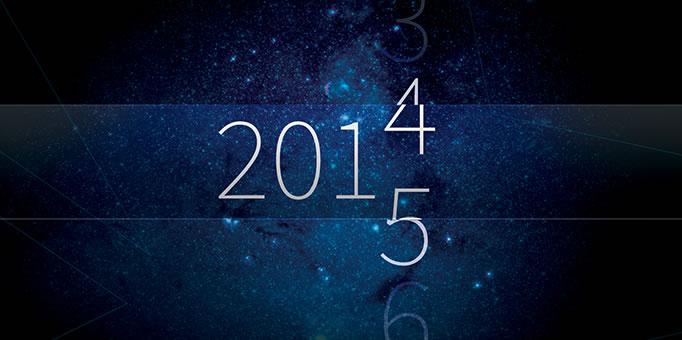 Blog - Les voeux de Graphik Impact pour cette année 2015