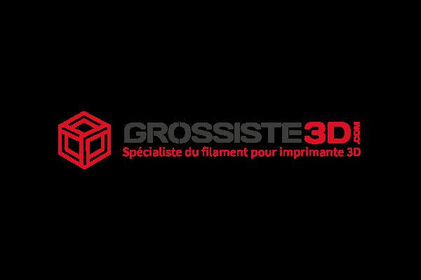 Logo - Grossiste 3D