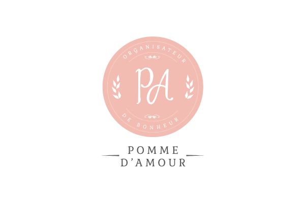 Logo - Pomme d'amour