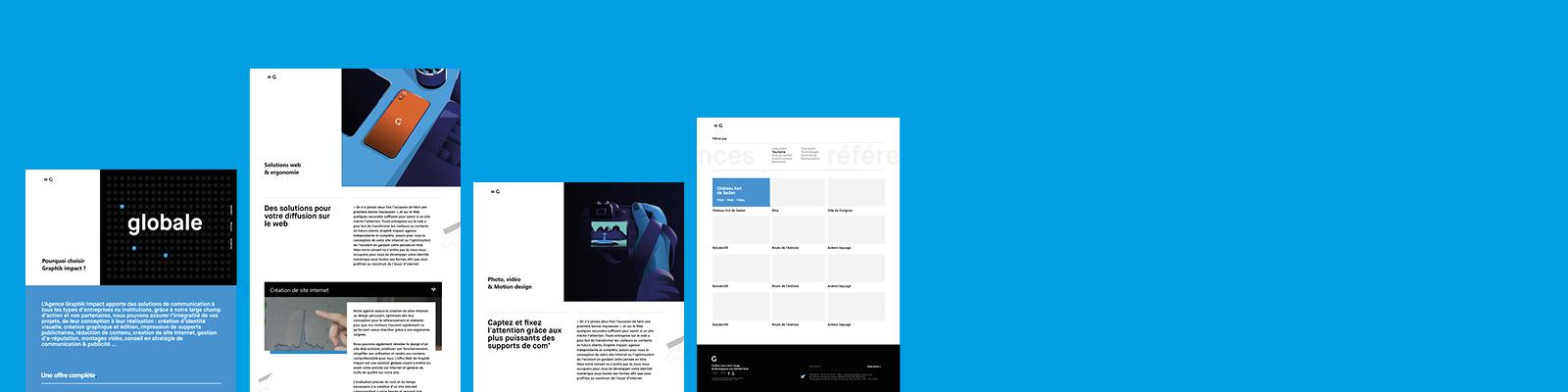 Webdesign - Design graphique & Design de marque