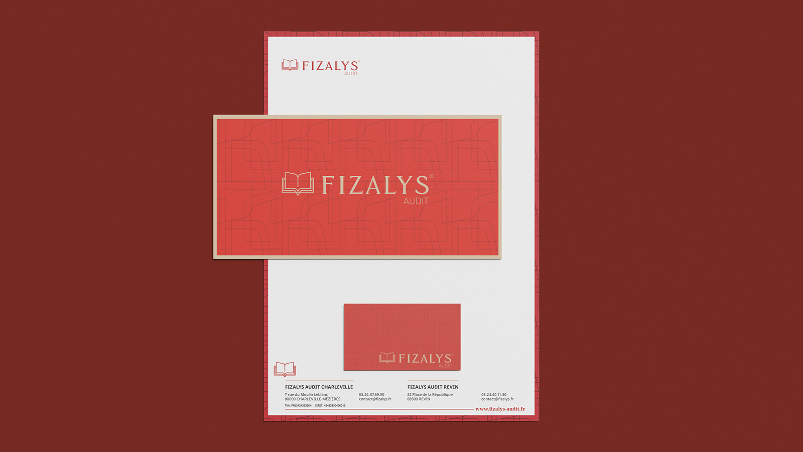 Papeterie - Fizalys Audit