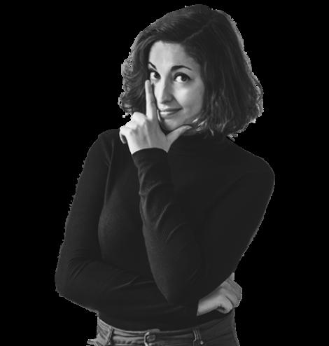 Sarah Liviero (Graphiste & Webdesigner Agence de Communication Graphik Impact)
