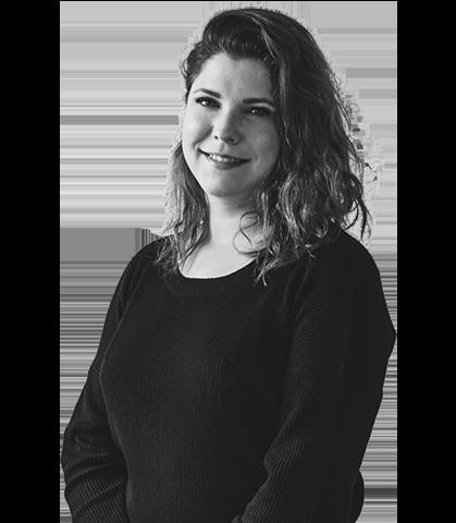 Mélanie Berger (Assistante Agence de Communication Graphik Impact)