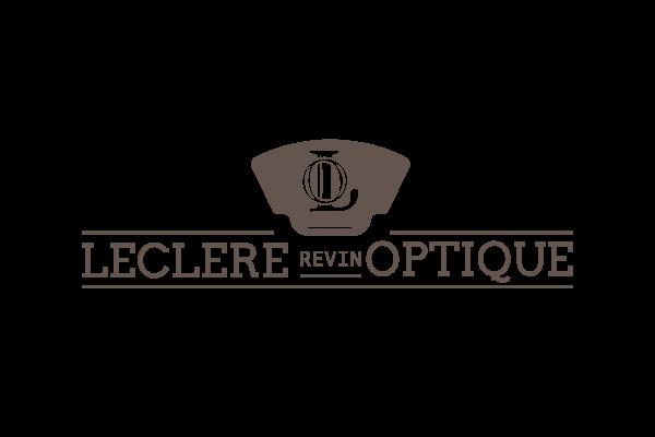 Logo - Leclere optique