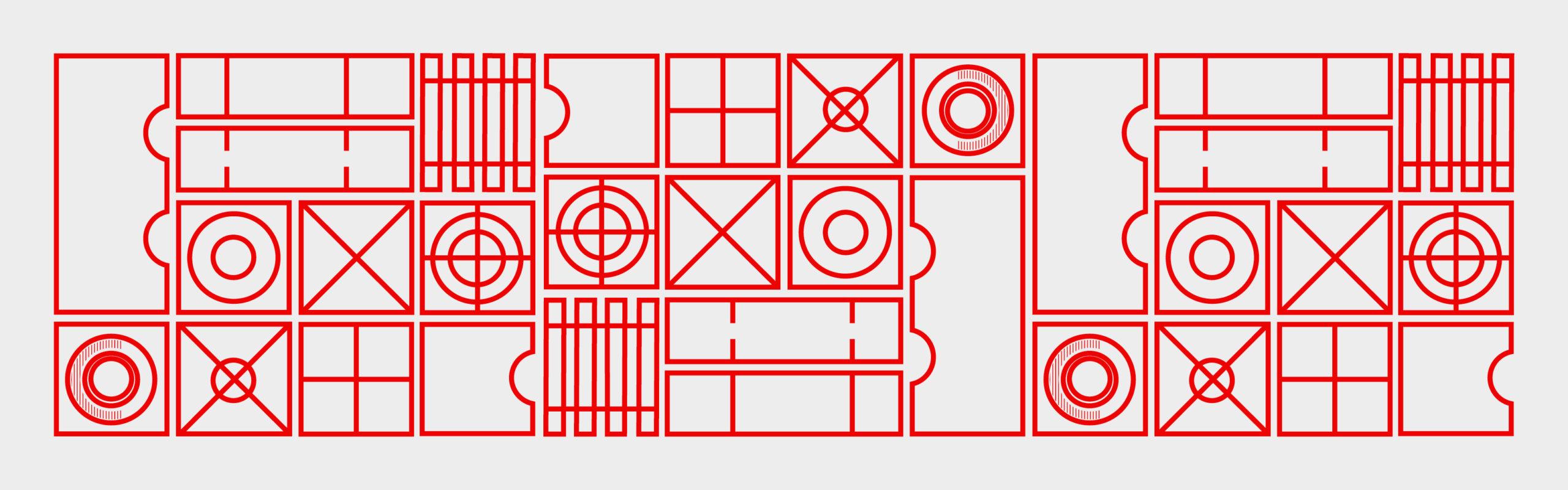 Pattern - Garage Dumont