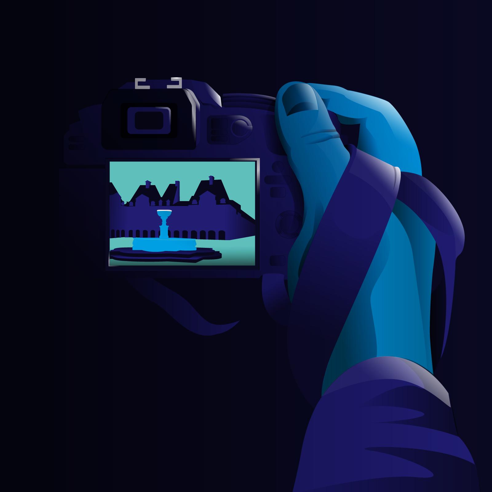 Photo, vidéo & Motion design