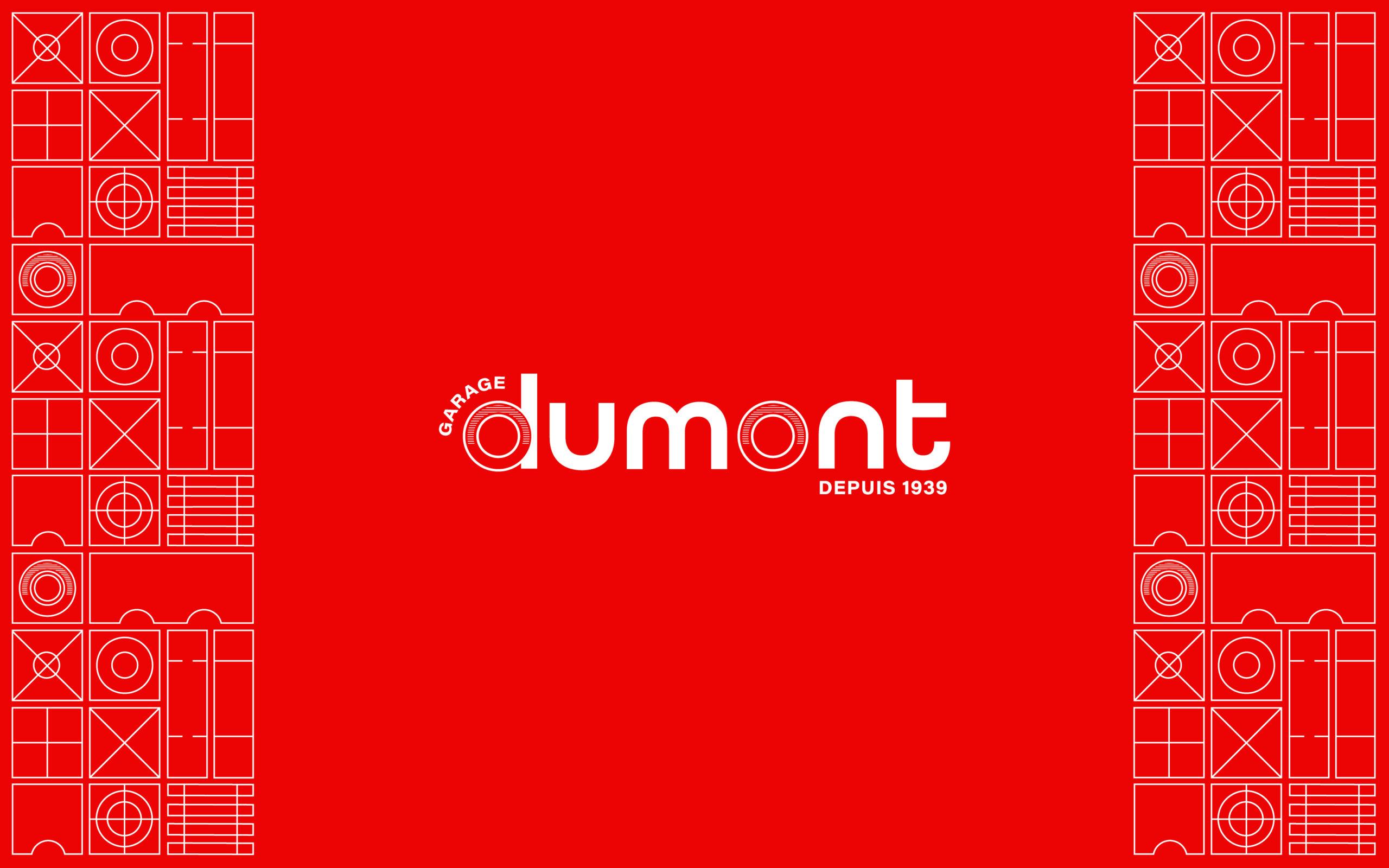 Logo - Garage Dumont
