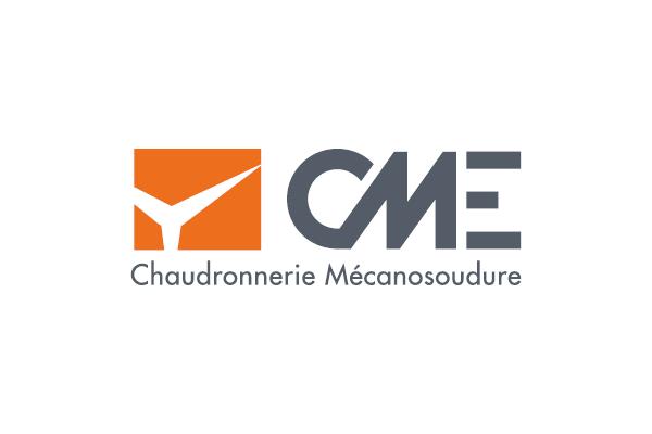 Logo - CME Chaudronnerie
