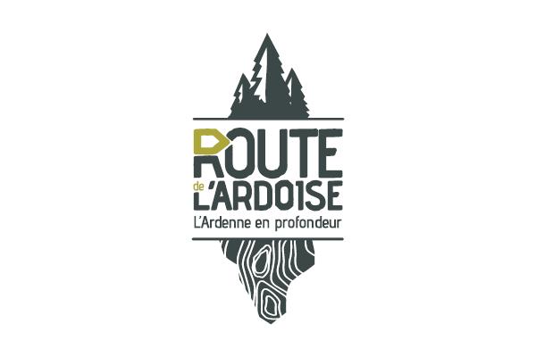 Logo - Route de l'ardoise