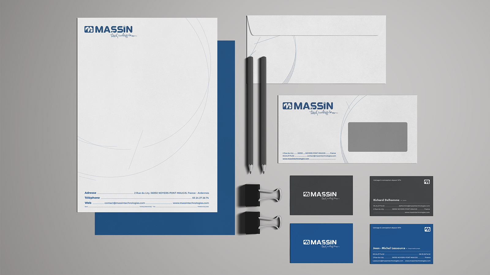 Stationary - Massin Technologies